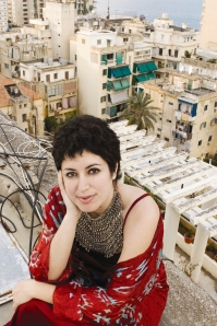 Zena el Khalil in #litchat