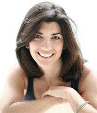 Christina Diaz Gonzalez in #litchat
