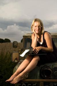 Jojo Moyes photo © Phyllis Christopher