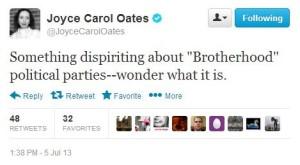 JoyceCarolOates-Tweet